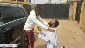 Woli Arole and Small Doctor - Prayer Session